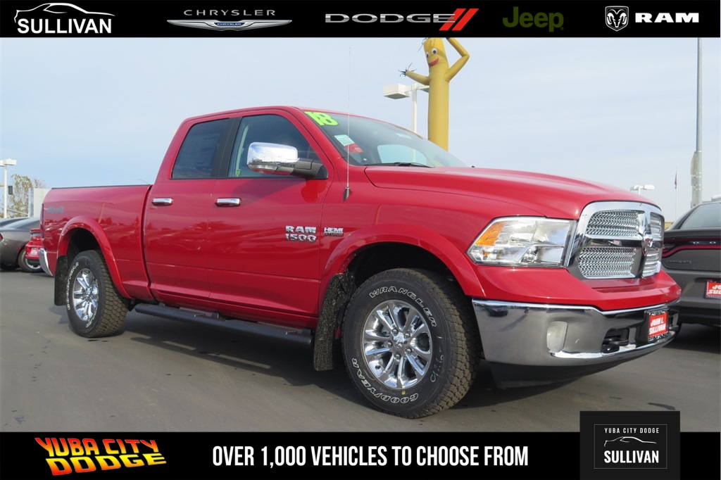 2018 Ram 1500 Quad Cab 4x4, Pickup #00017483 - photo 1