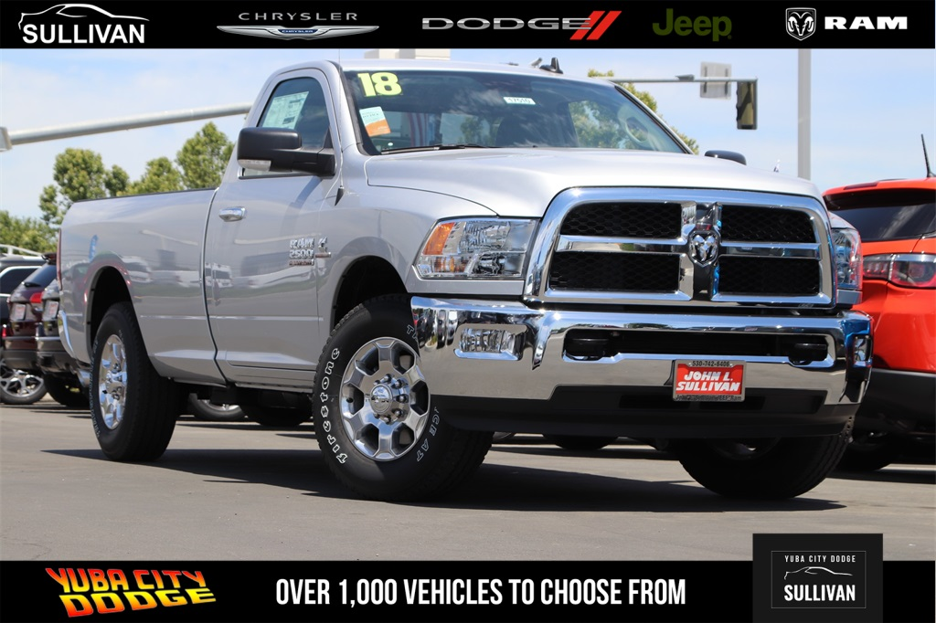 2018 Ram 2500 Regular Cab 4x2,  Pickup #00017510 - photo 1