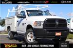2018 Ram 2500 Regular Cab 4x4,  Scelzi Service Body #00017600 - photo 1