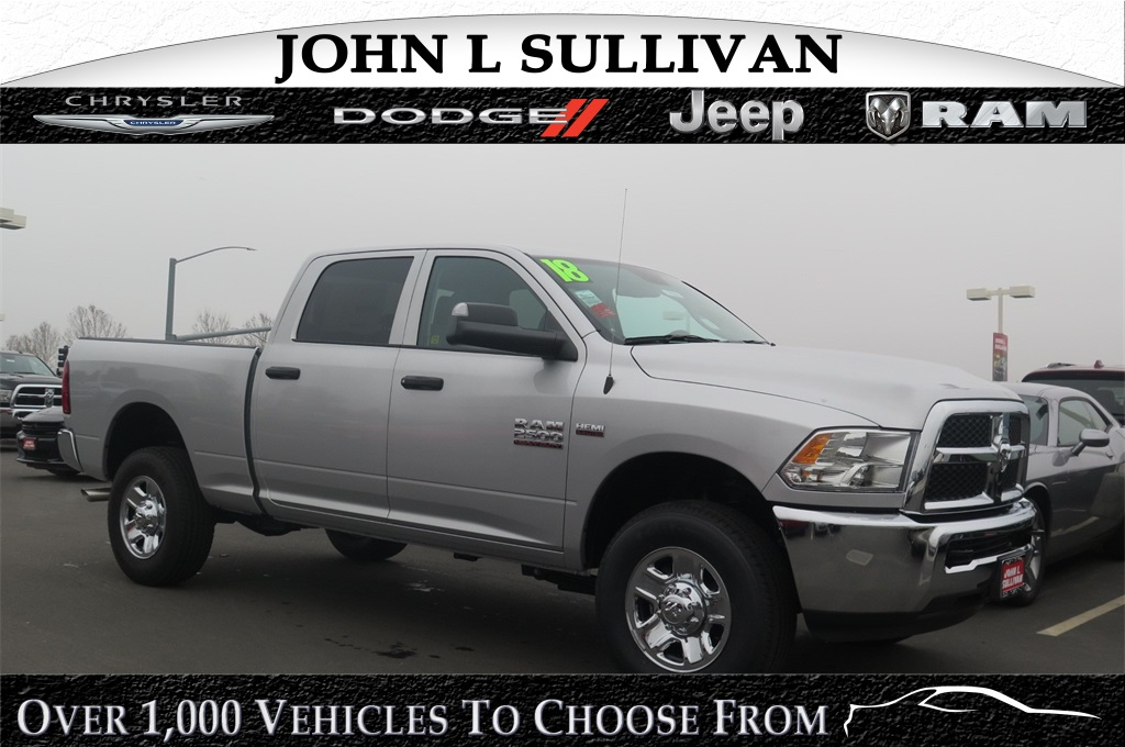 2018 Ram 2500 Crew Cab 4x4, Pickup #00017635 - photo 1