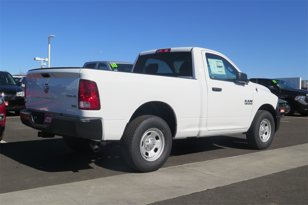 2018 Ram 1500 Regular Cab 4x4, Pickup #00017838 - photo 2