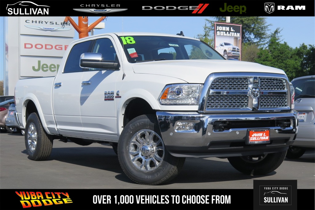 2018 Ram 3500 Crew Cab 4x4,  Pickup #00017943 - photo 1