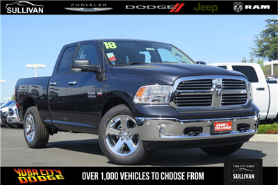 2018 Ram 1500 Quad Cab 4x4,  Pickup #00017946 - photo 1