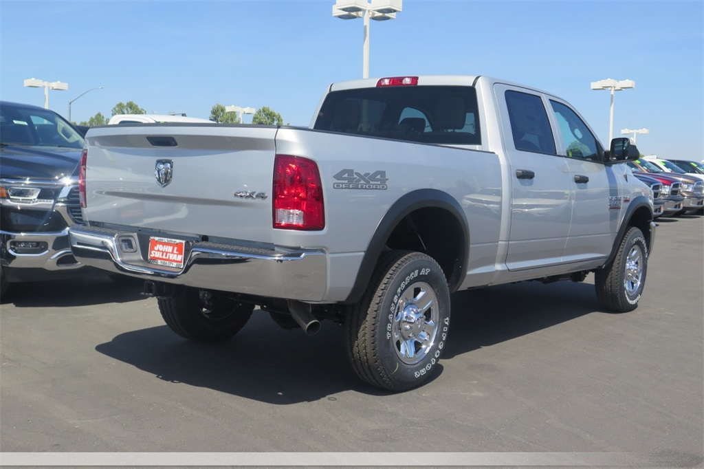 2018 Ram 2500 Crew Cab 4x4,  Pickup #00017962 - photo 2