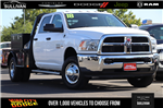 2018 Ram 3500 Crew Cab DRW 4x4,  CM Truck Beds Platform Body #00018275 - photo 1