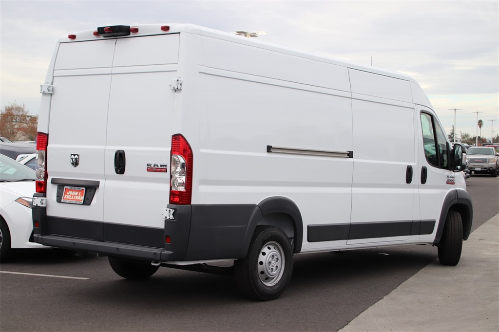 2018 ProMaster 3500 High Roof FWD,  Empty Cargo Van #00018357 - photo 2
