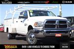 2018 Ram 3500 Crew Cab DRW 4x4,  Harbor Service Body #00018610 - photo 1