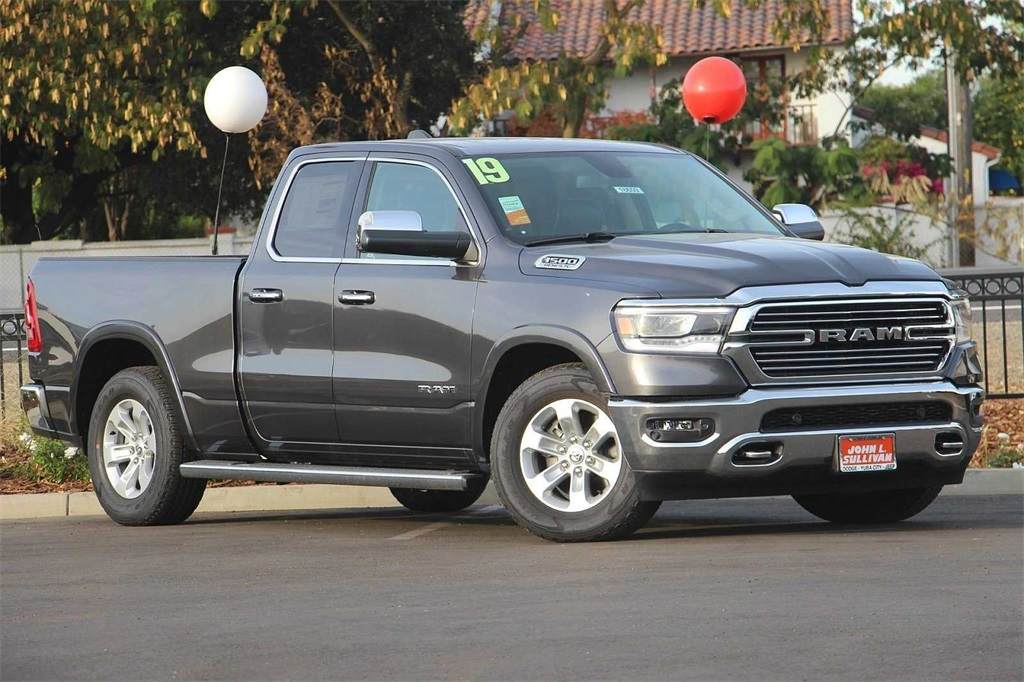 2019 Ram 1500 Quad Cab 4x4,  Pickup #00018659 - photo 3