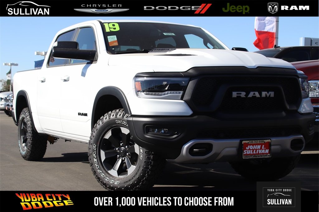 2019 Ram 1500 Crew Cab 4x4,  Pickup #00018793 - photo 1