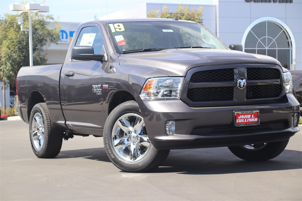 2019 Ram 1500 Regular Cab 4x4,  Pickup #00018833 - photo 1