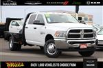 2018 Ram 3500 Crew Cab DRW 4x4,  CM Truck Beds Platform Body #00018905 - photo 1