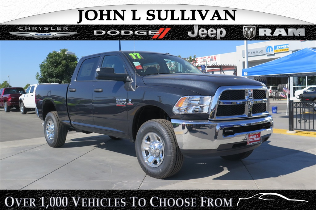 2017 Ram 2500 Crew Cab 4x4, Pickup #0016845U - photo 1