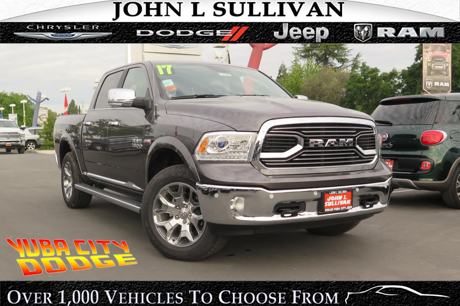 2017 Ram 1500 Crew Cab 4x4 Pickup #16290 - photo 1