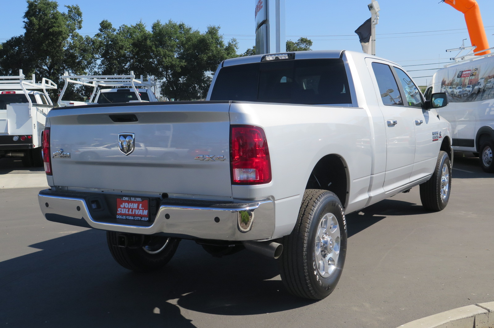 2017 Ram 2500 Mega Cab 4x4 Pickup #16857 - photo 2