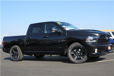 2017 Ram 1500 Crew Cab 4x4 Pickup #17015 - photo 1