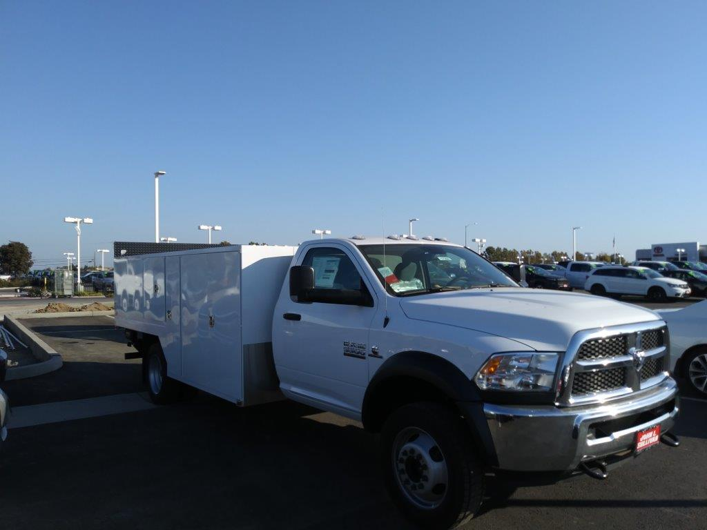 2017 Ram 5500 Regular Cab DRW 4x4, Harbor Other/Specialty #17297 - photo 4