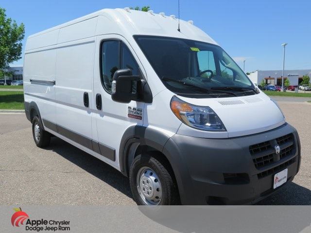 2018 ProMaster 2500 High Roof FWD,  Empty Cargo Van #D2312 - photo 3
