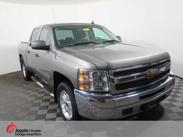 2013 Silverado 1500 Crew Cab 4x4,  Pickup #D2847B - photo 1