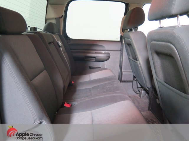 2013 Silverado 1500 Crew Cab 4x4,  Pickup #D2847B - photo 19