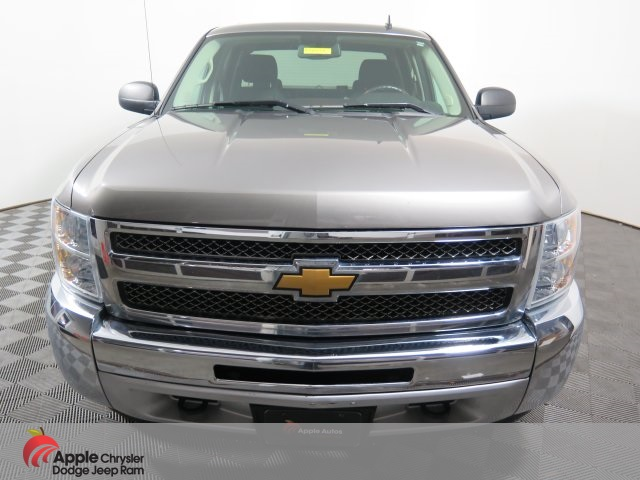 2013 Silverado 1500 Crew Cab 4x4,  Pickup #D2847B - photo 2