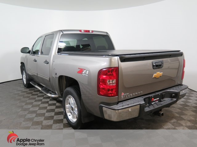 2013 Silverado 1500 Crew Cab 4x4,  Pickup #D2847B - photo 7