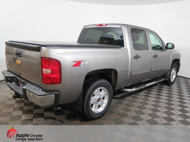 2013 Silverado 1500 Crew Cab 4x4,  Pickup #D2847B - photo 9