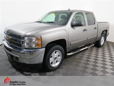 2013 Silverado 1500 Crew Cab 4x4,  Pickup #D2847B - photo 6