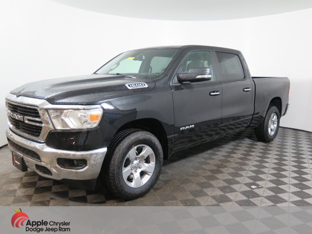 2019 Ram 1500 Crew Cab 4x4,  Pickup #D3055 - photo 1