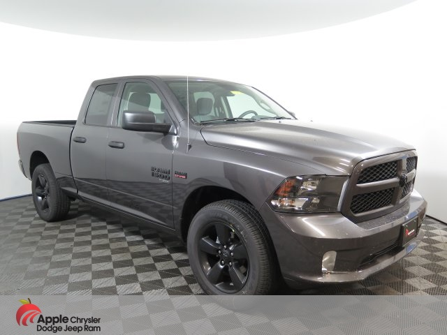 2019 Ram 1500 Quad Cab 4x4,  Pickup #D3058 - photo 3