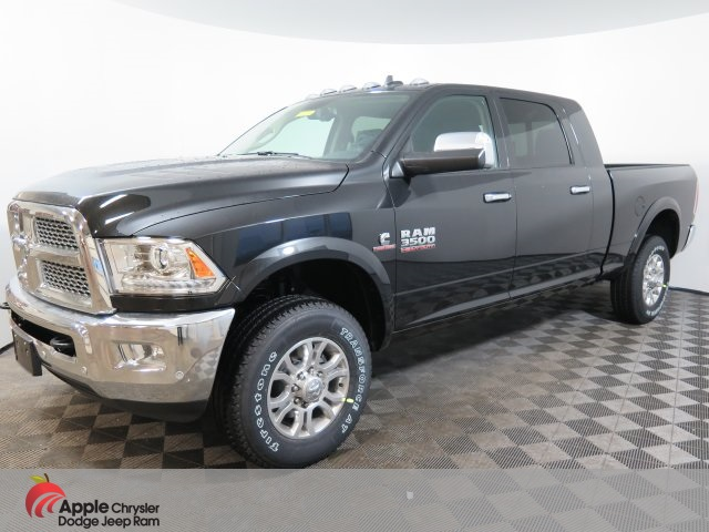 2018 Ram 3500 Mega Cab 4x4,  Pickup #D3115 - photo 1