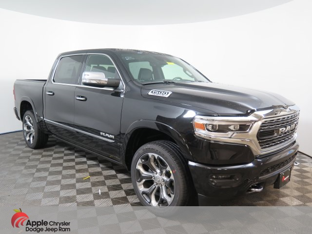 2019 Ram 1500 Crew Cab 4x4,  Pickup #D3221 - photo 3
