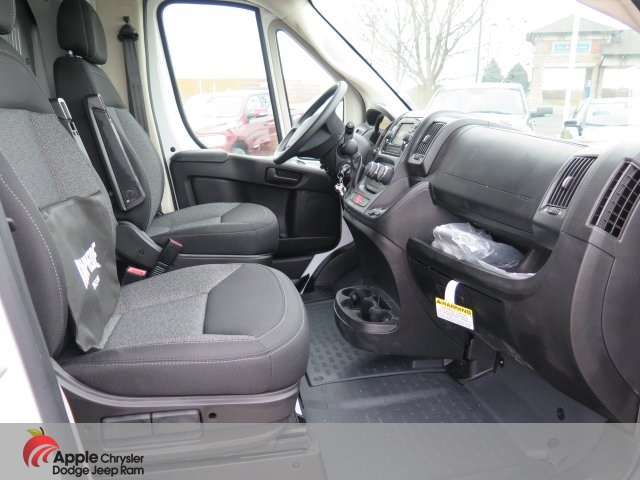2018 ProMaster 3500 Standard Roof FWD,  Service Utility Van #D3238 - photo 11