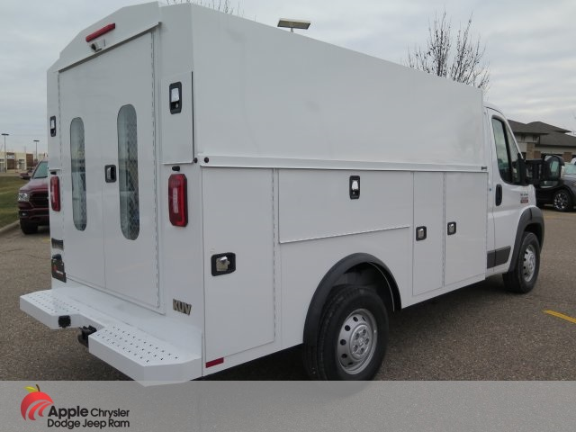 2018 ProMaster 3500 Standard Roof FWD,  Service Utility Van #D3238 - photo 6