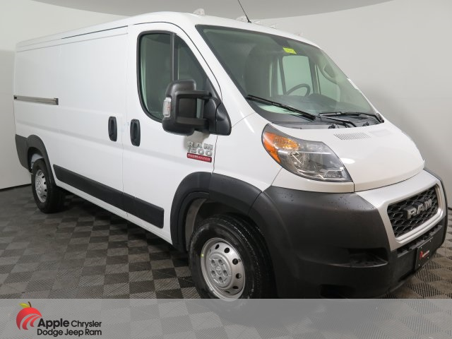 2019 ProMaster 1500 Standard Roof FWD,  Empty Cargo Van #D3242 - photo 3