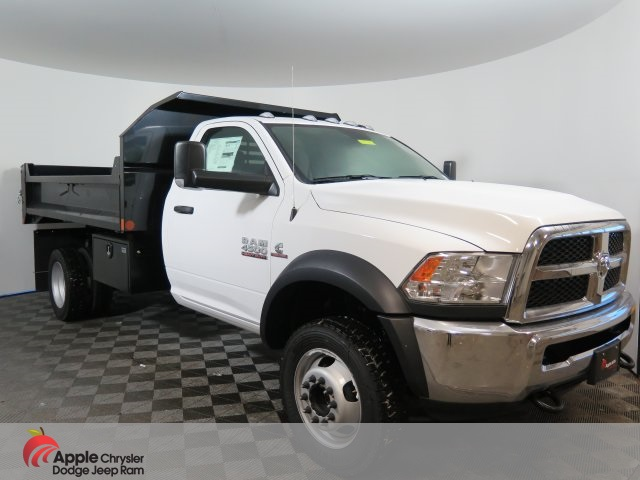 2018 Ram 4500 Regular Cab DRW 4x4,  Monroe Dump Body #D3273 - photo 3