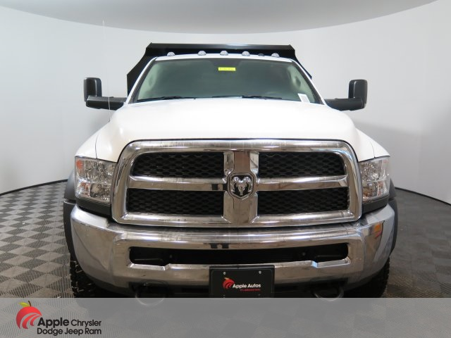2018 Ram 4500 Regular Cab DRW 4x4,  Monroe MTE-Zee Dump Body #D3273 - photo 5