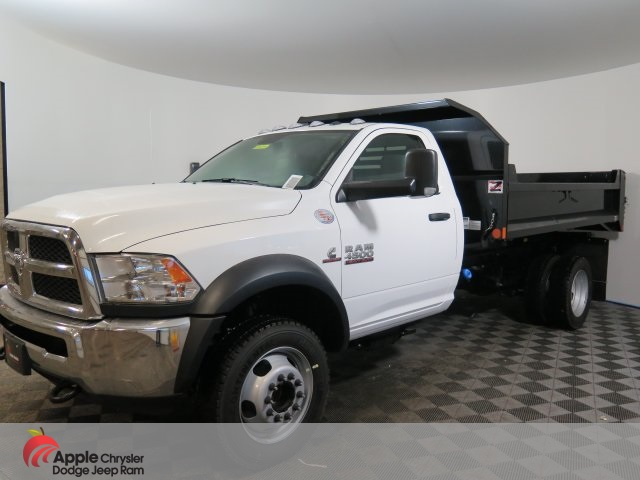 2018 Ram 4500 Regular Cab DRW 4x4,  Monroe MTE-Zee Dump Body #D3273 - photo 1