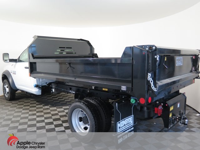 2018 Ram 4500 Regular Cab DRW 4x4,  Monroe MTE-Zee Dump Body #D3273 - photo 2