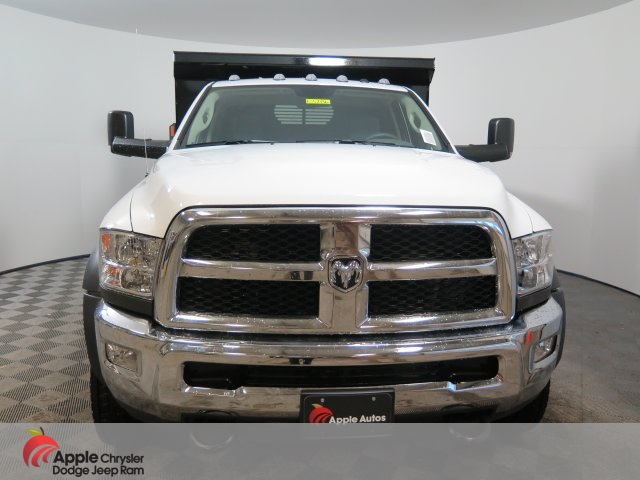 2018 Ram 5500 Regular Cab DRW 4x4,  Rugby Dump Body #D3286 - photo 4