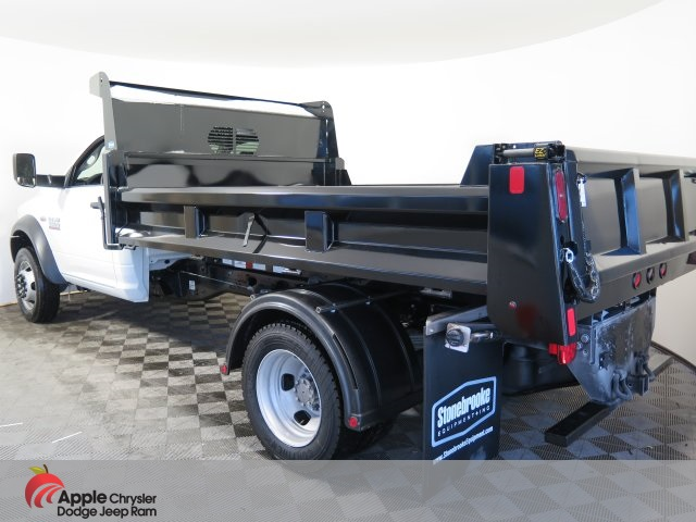 2018 Ram 5500 Regular Cab DRW 4x4,  Rugby Dump Body #D3286 - photo 2