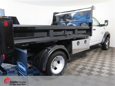 2018 Ram 5500 Regular Cab DRW 4x4,  Dump Body #D3286 - photo 6