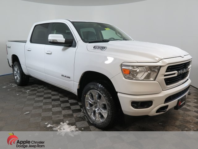 2019 Ram 1500 Crew Cab 4x4,  Pickup #D3419 - photo 3