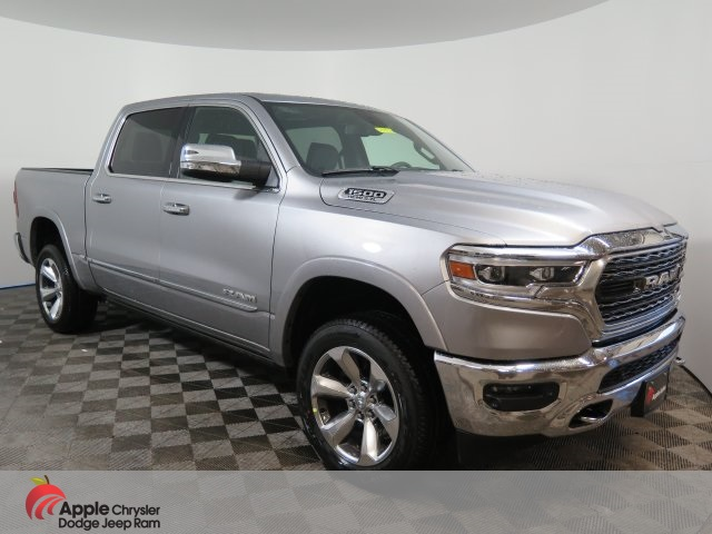 2019 Ram 1500 Crew Cab 4x4,  Pickup #D3433 - photo 3