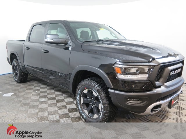 2019 Ram 1500 Crew Cab 4x4,  Pickup #D3442 - photo 3