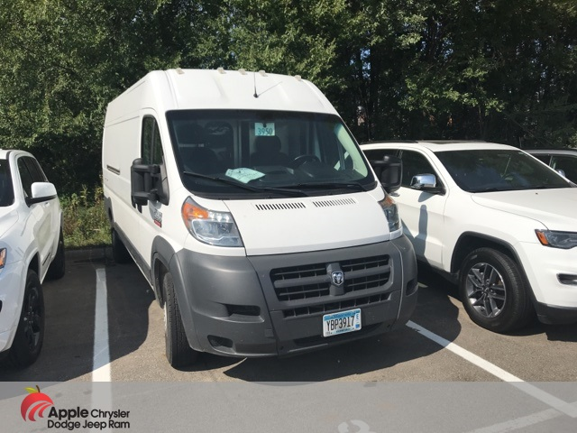 2015 ProMaster 3500 High Roof FWD,  Empty Cargo Van #D3550Z - photo 2