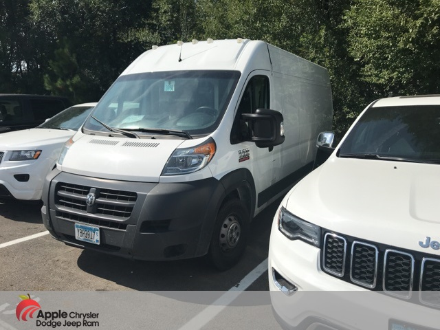 2015 ProMaster 3500 High Roof FWD,  Empty Cargo Van #D3550Z - photo 3