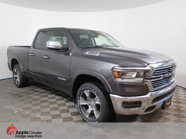 2019 Ram 1500 Quad Cab 4x4,  Pickup #D3574 - photo 3