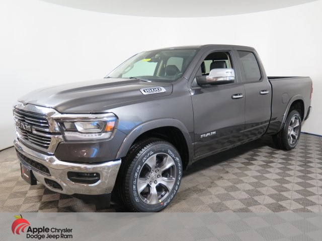 2019 Ram 1500 Quad Cab 4x4,  Pickup #D3574 - photo 1