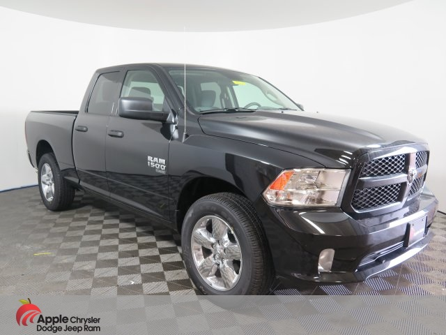 2019 Ram 1500 Quad Cab 4x4,  Pickup #D3664 - photo 3