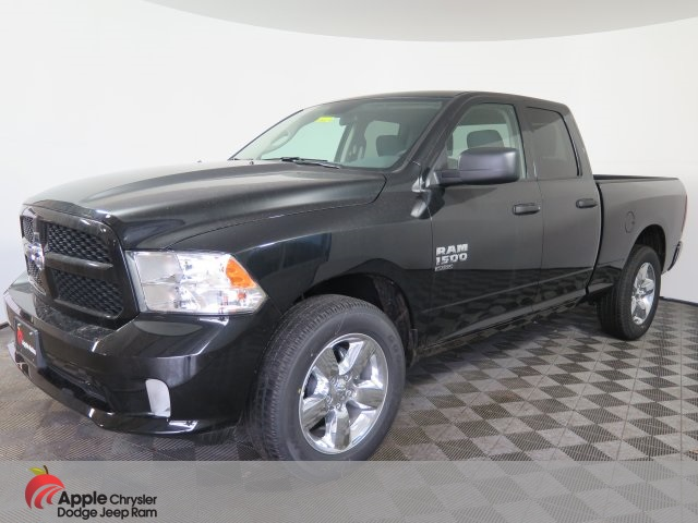 2019 Ram 1500 Quad Cab 4x4,  Pickup #D3664 - photo 1